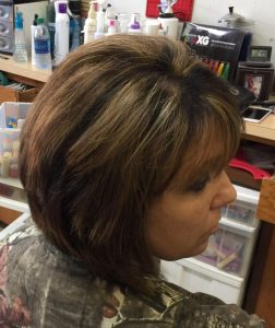 women's hair stylist in Cleveland TN