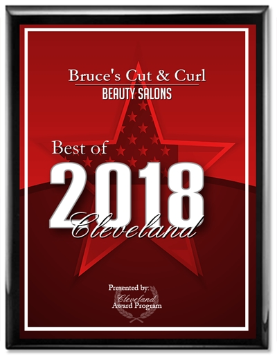 2018 best hair salon cleveland